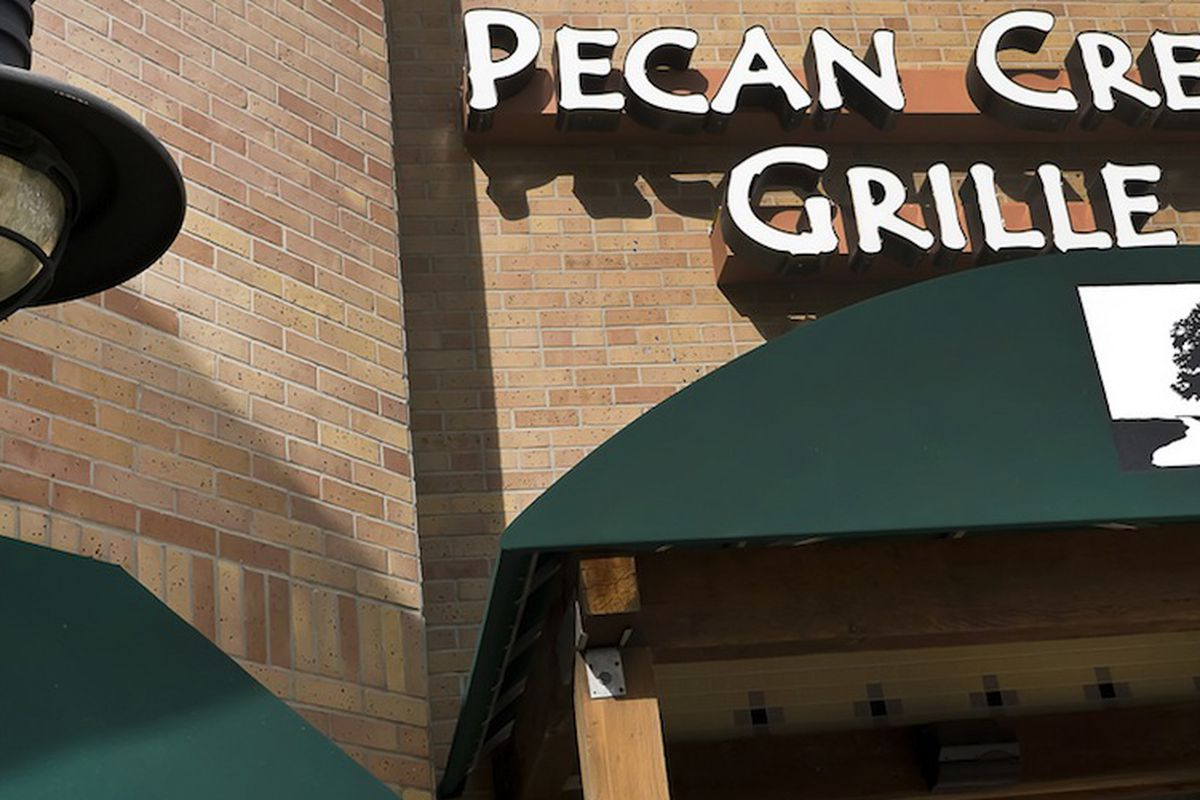 Pecan Creek Grille.