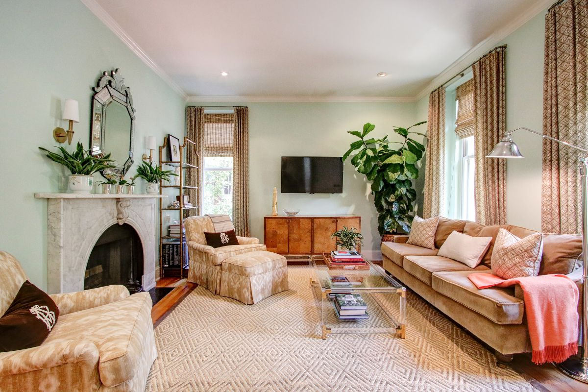 recently renovated condo with wood burning fireplace asks 699k in