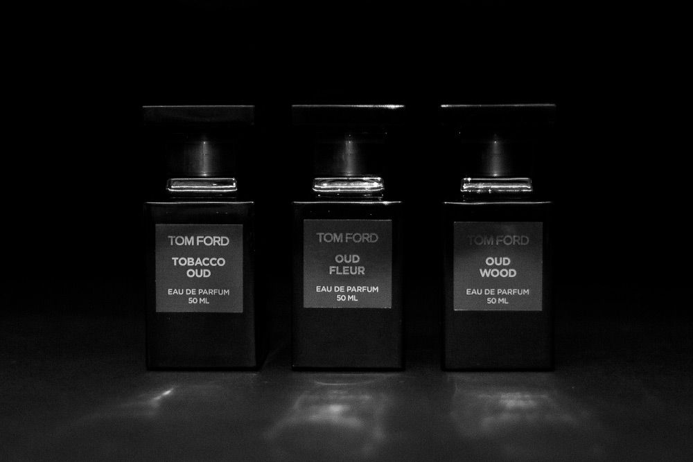 Tom Ford's Oud-based colognes