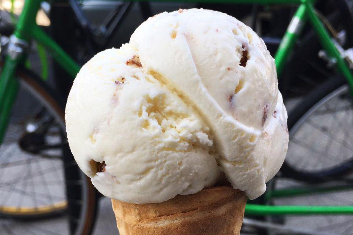 Irish Potato flavor from Little Baby's Ice Cream