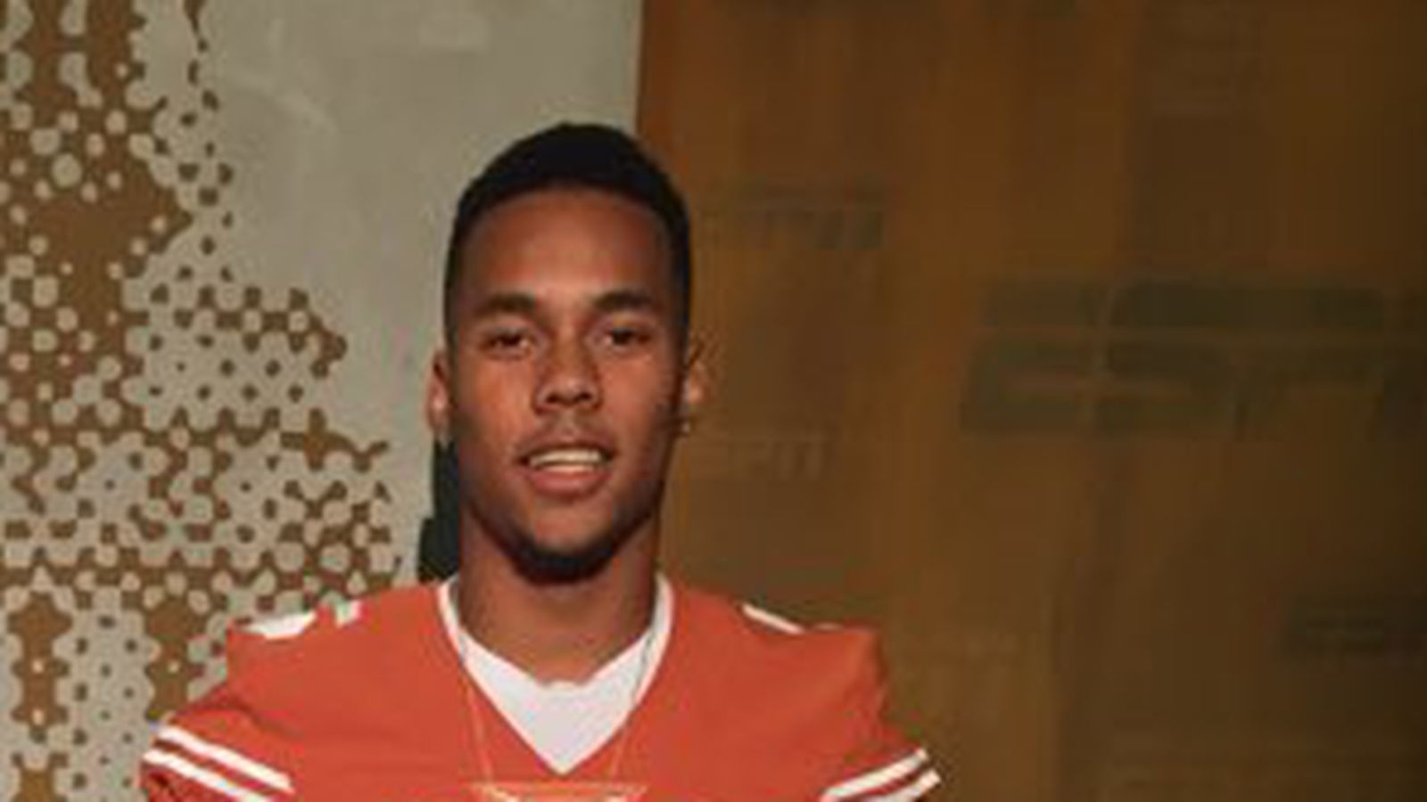 Texas Longhorns early enrollee WR Collin Johnson is the ...
