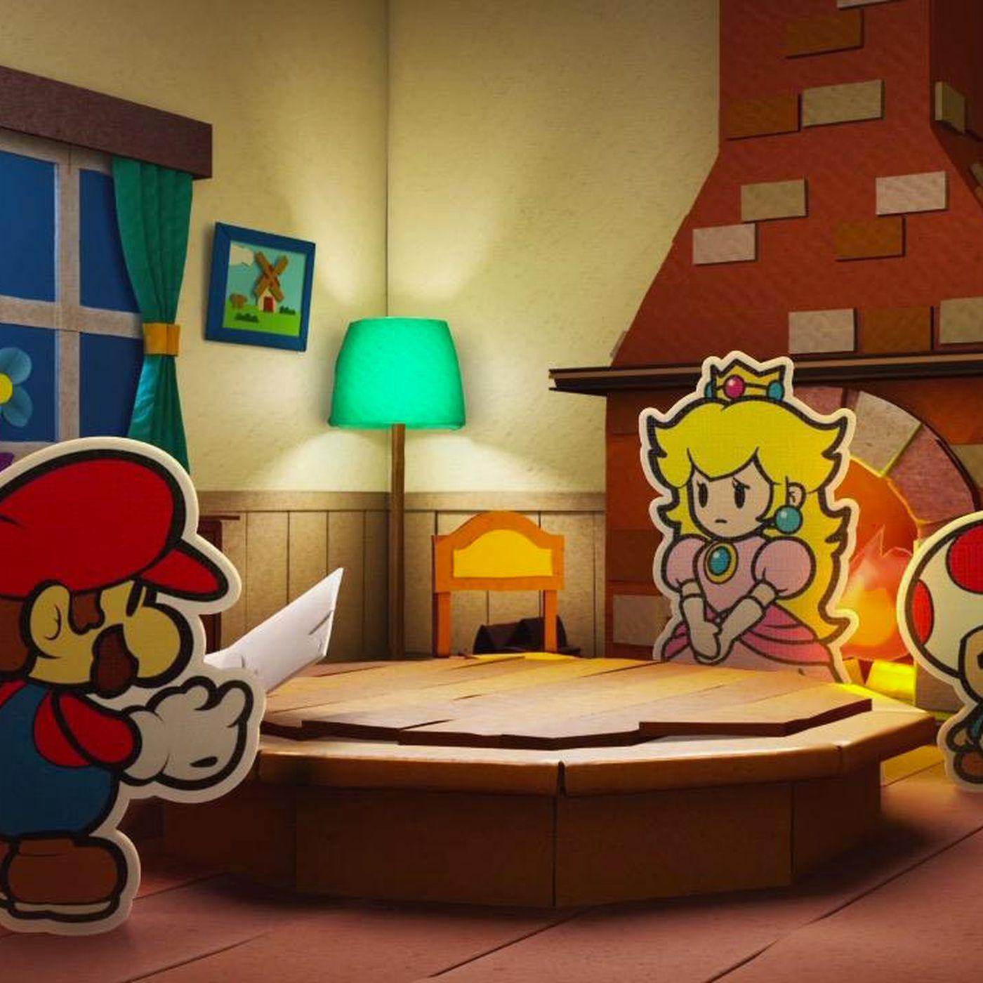 Nintendo denies Paper Mario: Color Splash makes jokes about \'online ...