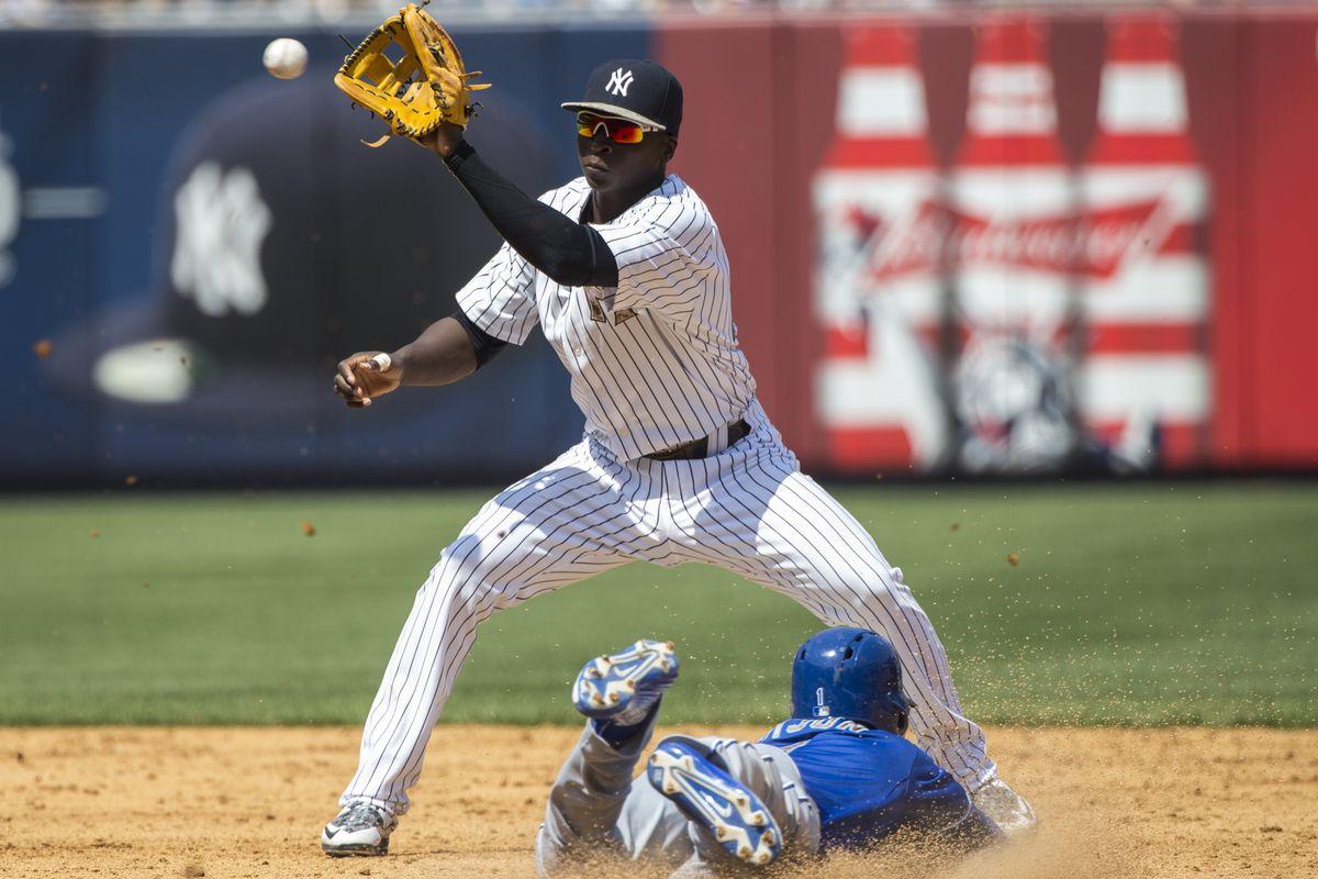 Kansas City Royals v. New York Yankees