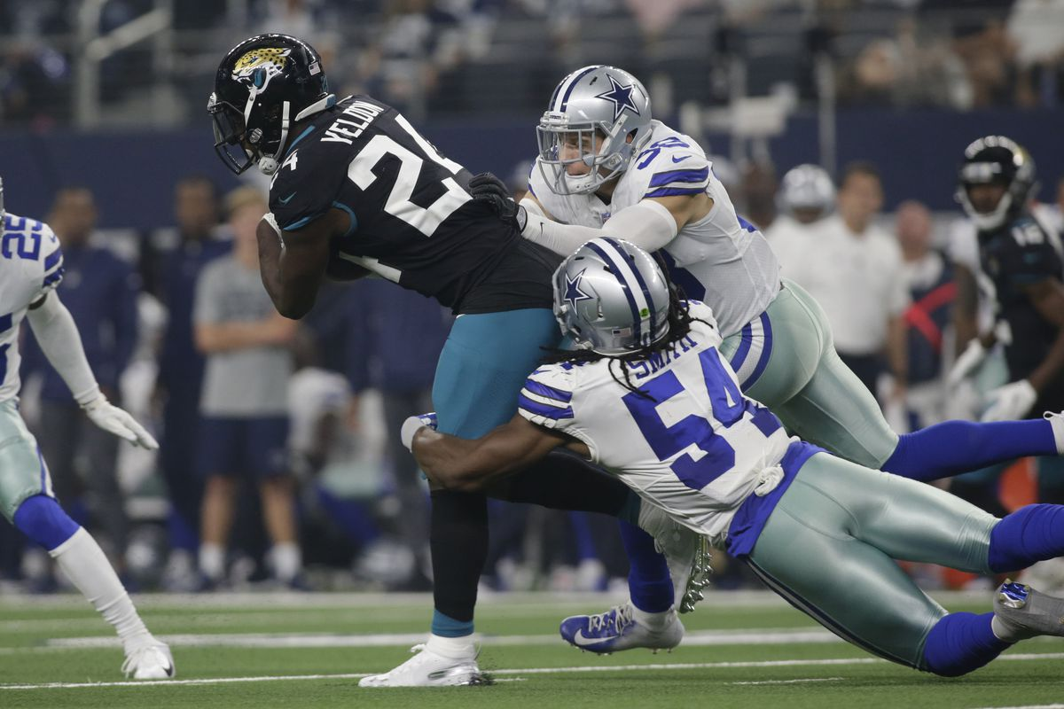 c608048a83e Cowboys news  Could Dallas target former Alabama running back T.J. Yeldon  in free agency