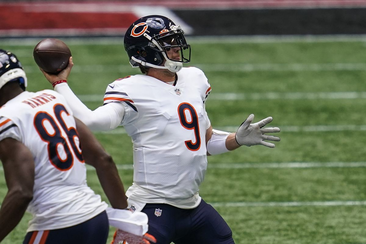 nick-foles-chicago-bears-starter-mitch-trubisky-indianapolis-colts-atlanta-falcons-2020