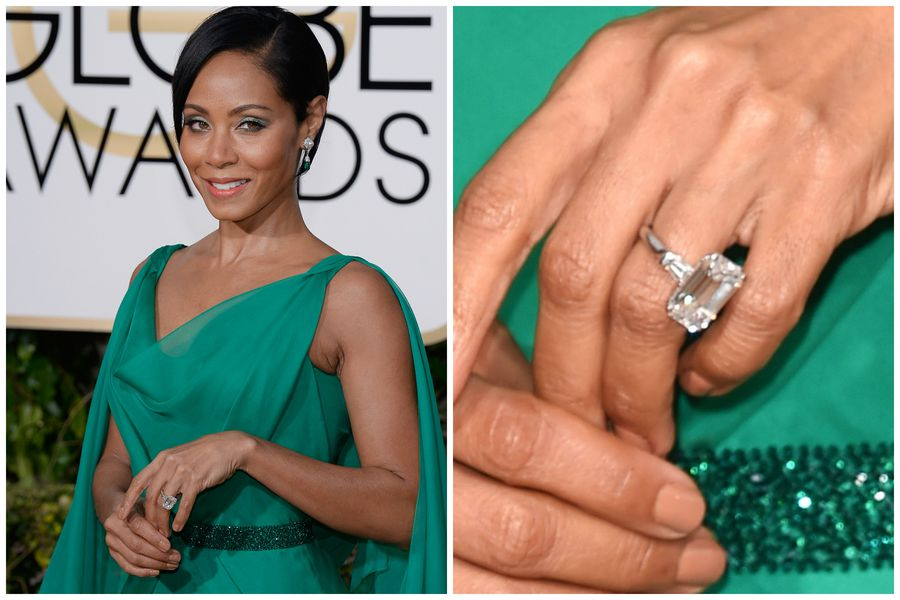 25 Unforgettable Celebrity Engagement Rings