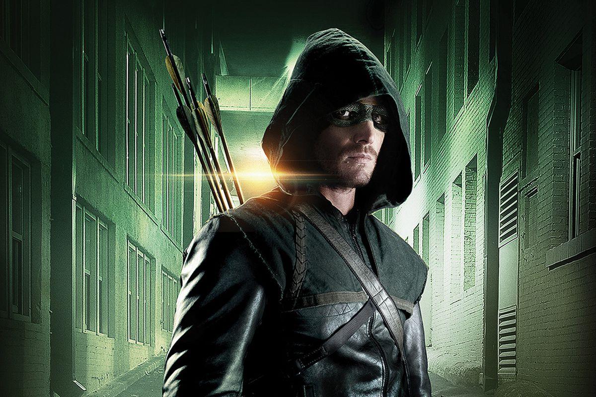 Last night's Arrow was actually the season's best episode ...