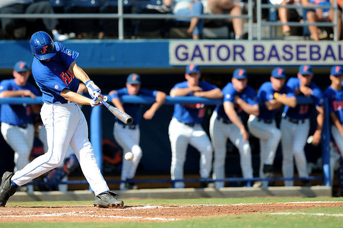 Once again, Florida rules the SEC Baseball Power Rankings. They'll be the only team in the league playing at home for this weekend's Super Regionals.