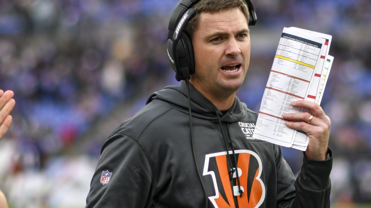 NFL: OCT 13 Bengals at Ravens