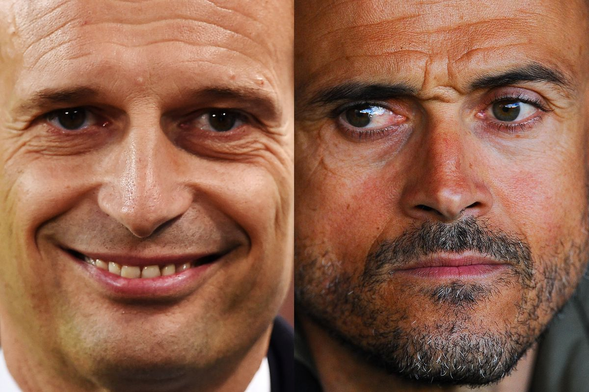 Juventus FC v FC Barcelona - UEFA Champions League Quarter-Final