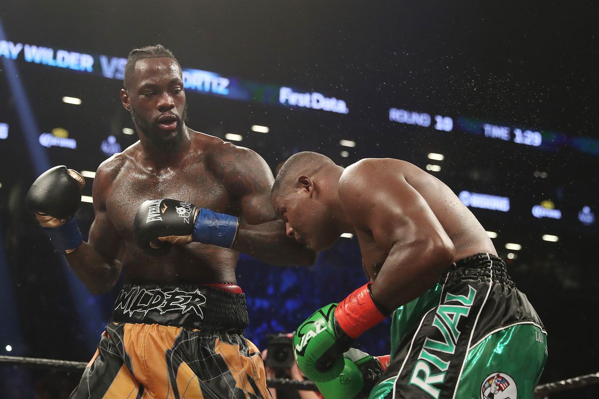 Wilder vs Ortiz Results: Deont...