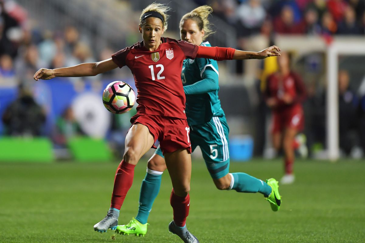2017 SheBelieves Cup - United States v Germany