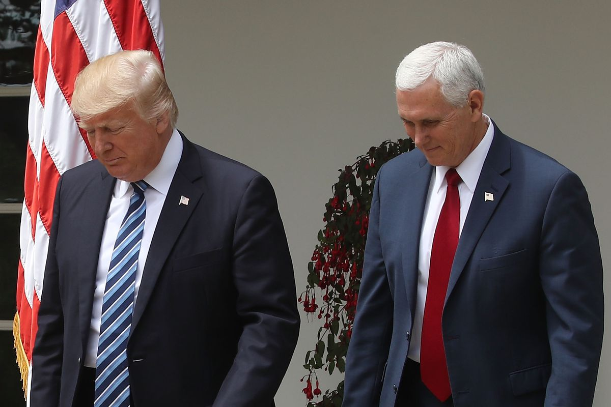 President Trump Signs Executive Order On Promoting Free Speech And Religious Liberty On National Day Of Prayer