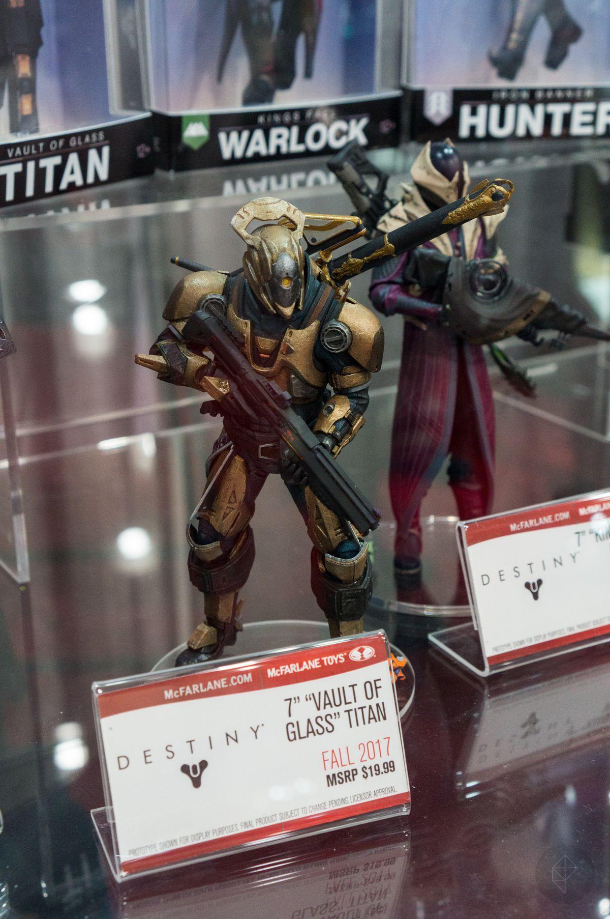 Destiny McFarlane Toys figures - Titan