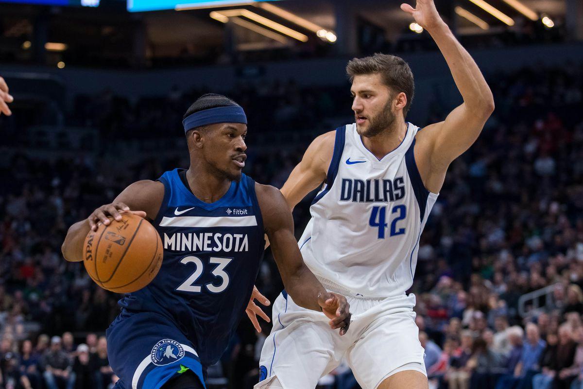 NBA: Dallas Mavericks at Minnesota Timberwolves