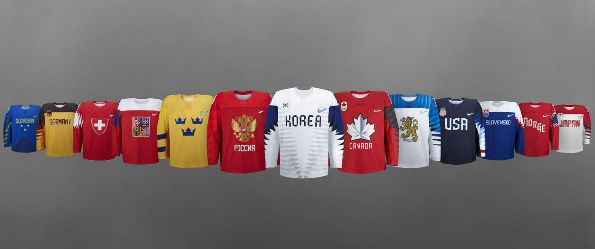 81027c1ca8c The Great Olympic Jersey Re-do: Group A - Stanley Cup of Chowder