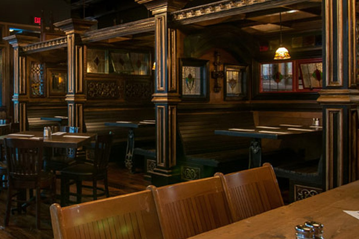 Meehan's Public House in Atlantic Station.