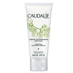 """For an exfoliator that won't irritate, try <b>Caudalie</b> Gentle Buffing Cream. <a href=""""http://us.caudalie.com/shop-products/category/exfoliators-masks/gentle-buffing-cream.html"""">$35</a>"""