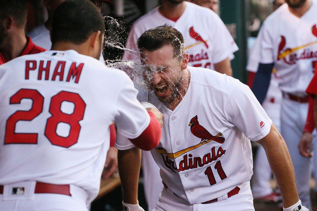 NY Mets at St. Louis
