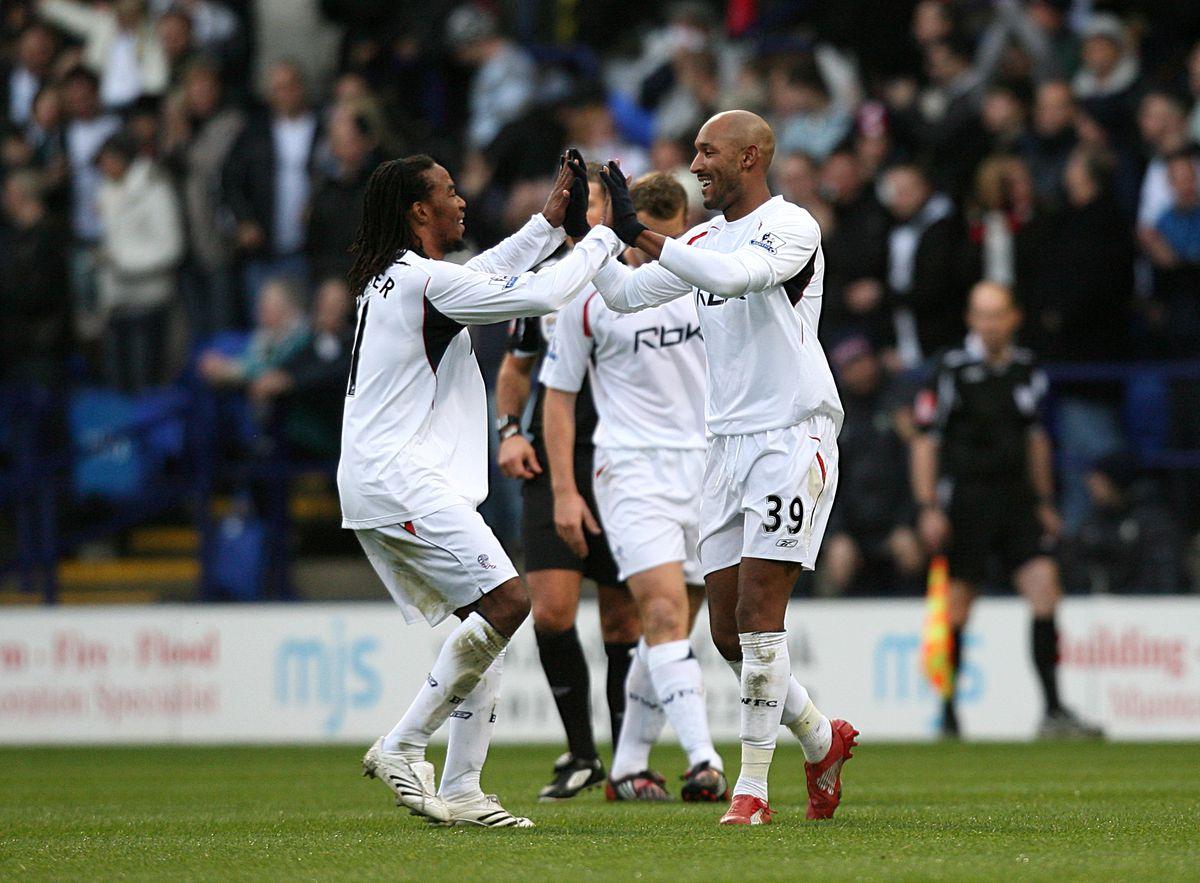 Soccer - Barclays Premier League - Bolton Wanderers v Manchester United - Reebok Stadium