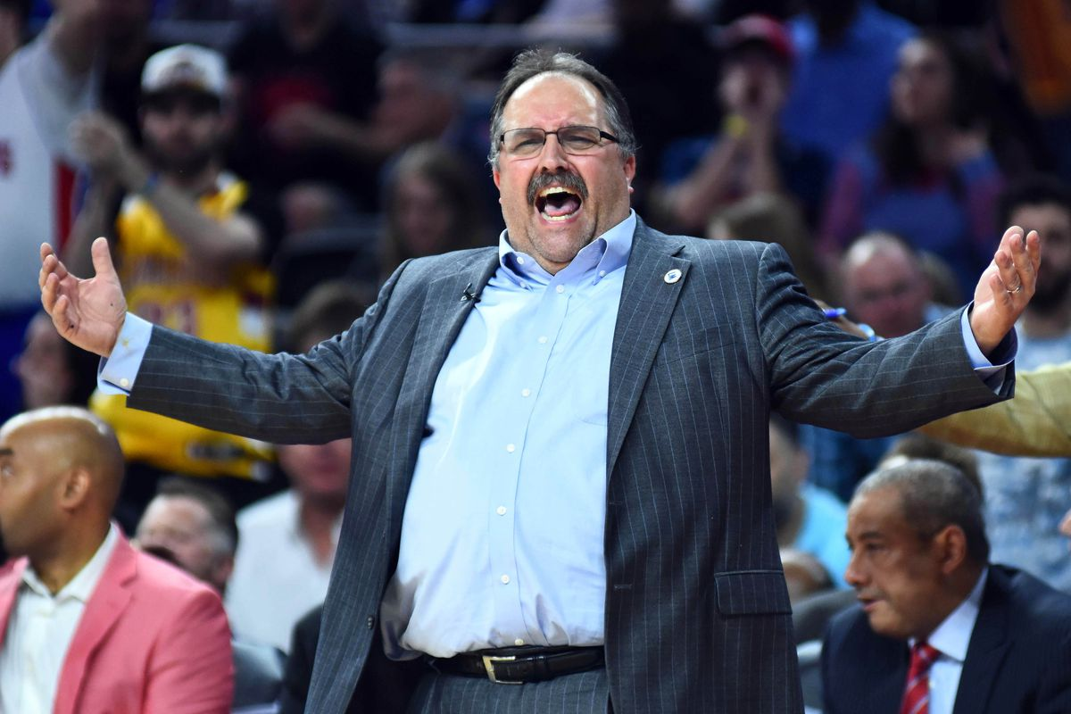 NBA: Playoffs-Cleveland Cavaliers at Detroit Pistons