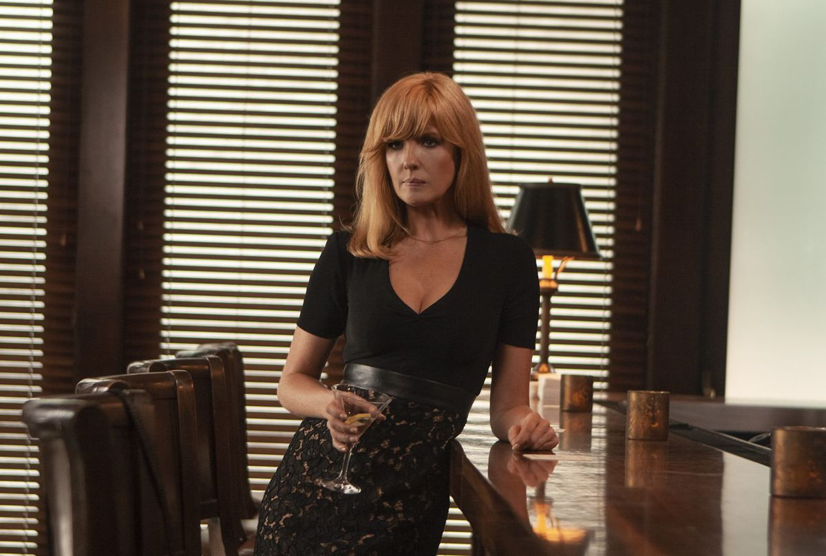 """Kelly Reilly in """"Yellowstone."""" 