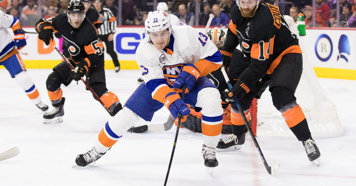 Monday Morning Fly By: Sports are bad again - Broad Street Hockey