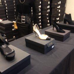 Booties $95; Pumps, sandals, sneakers $75; ballet flats $65