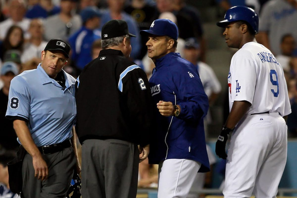 This week was quite frustrating for the Dodgers