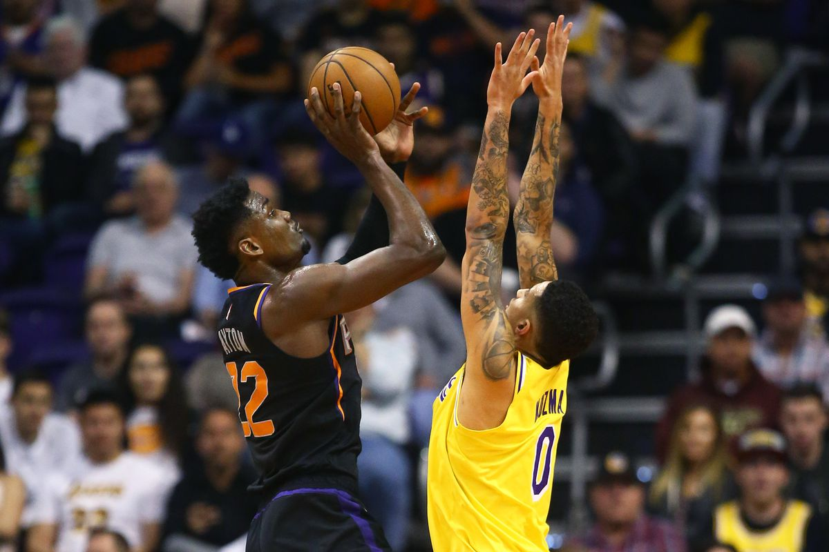 Lakers News: Kyle Kuzma says he's open to playing center more after DeMarcus Cousins injury