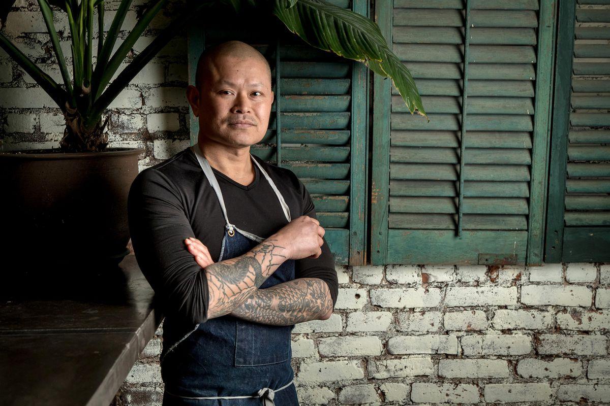 John Nguyen at Hanoi House
