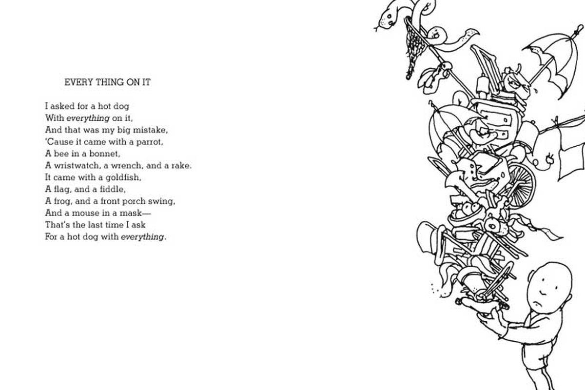 Poems Shel Silverstien 7