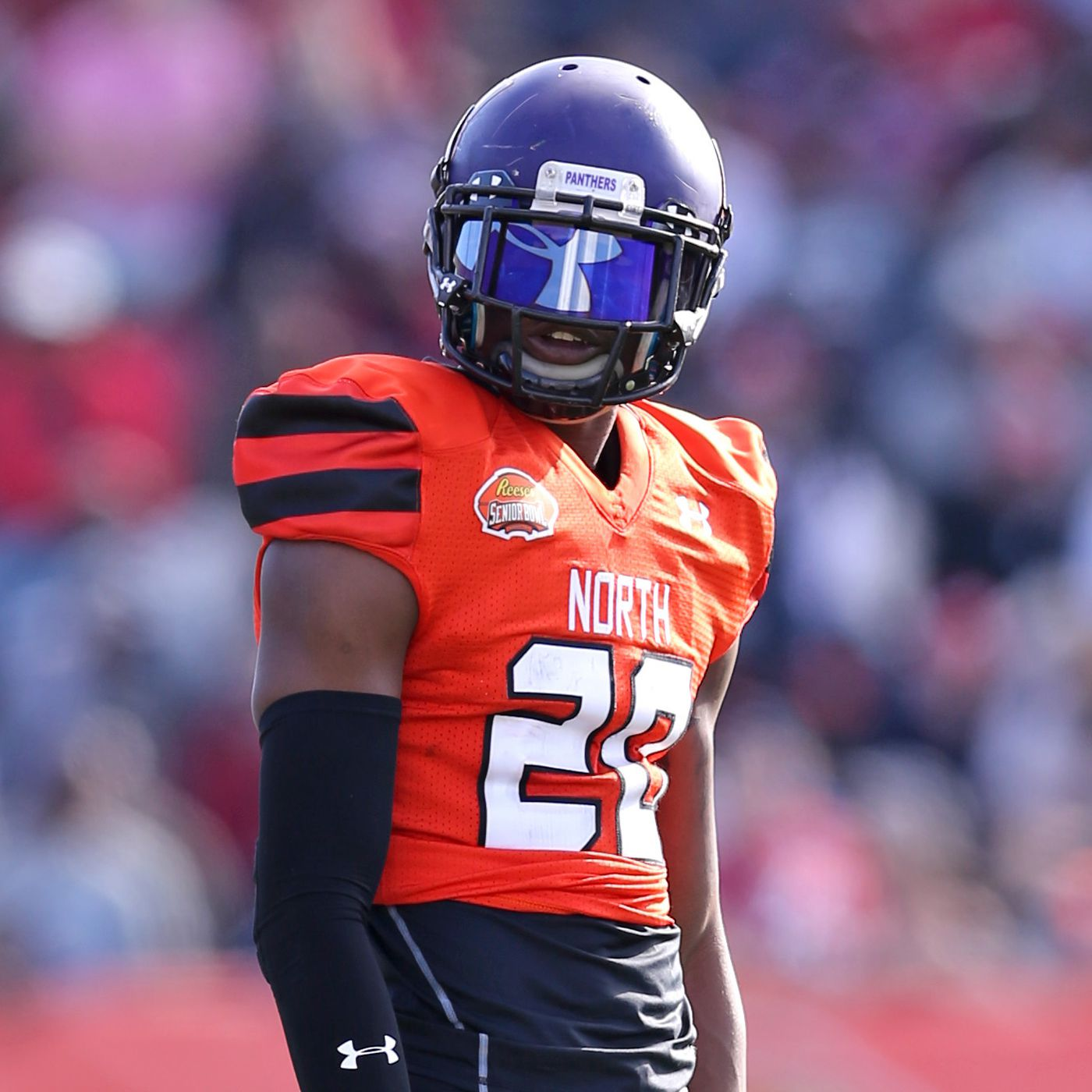 best website 02c9c 2e23a Washington Redskins 2016 Draft Profiles: Deiondre Hall, CB ...
