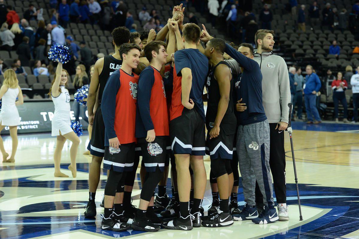 NCAA Basketball: Gonzaga at Creighton