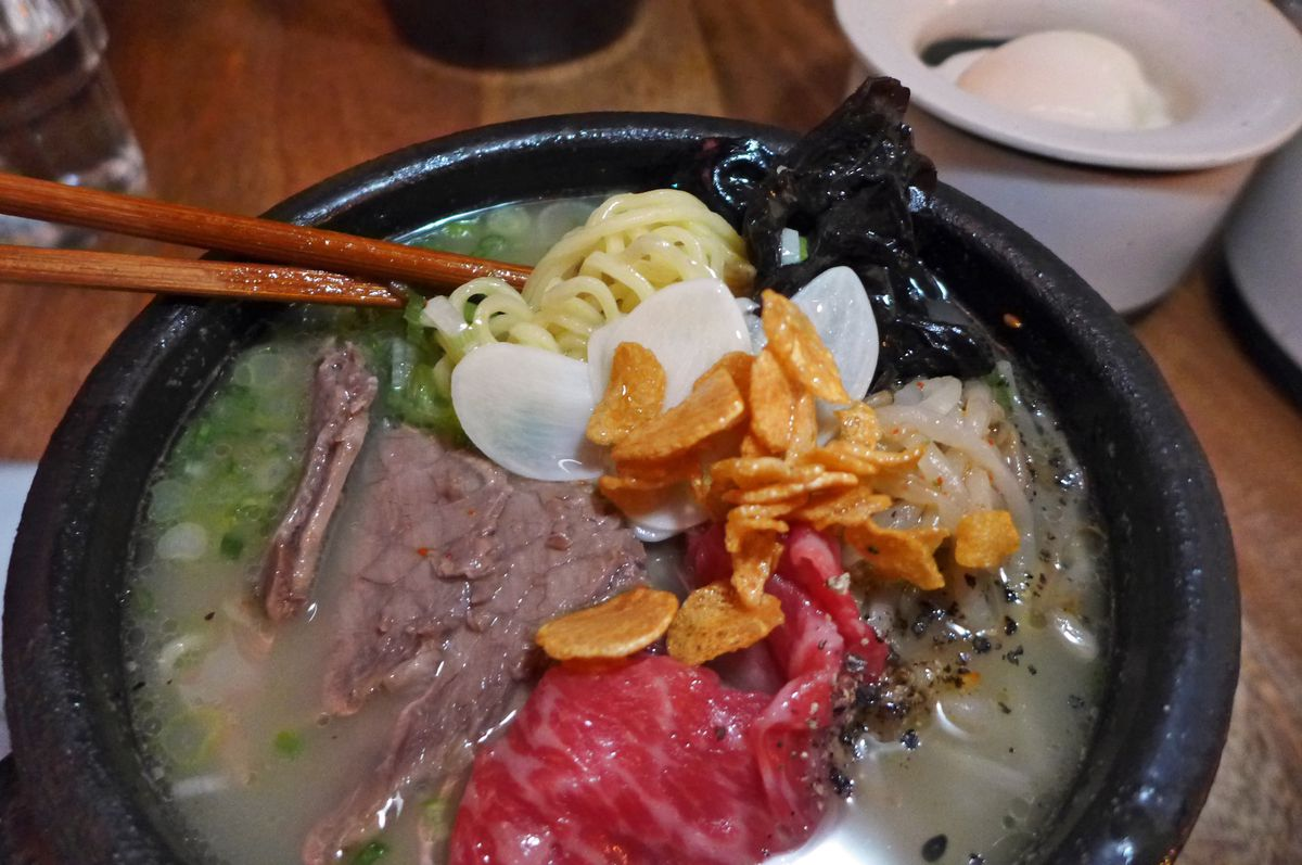 Jeju Noodle Bar's so ramyun