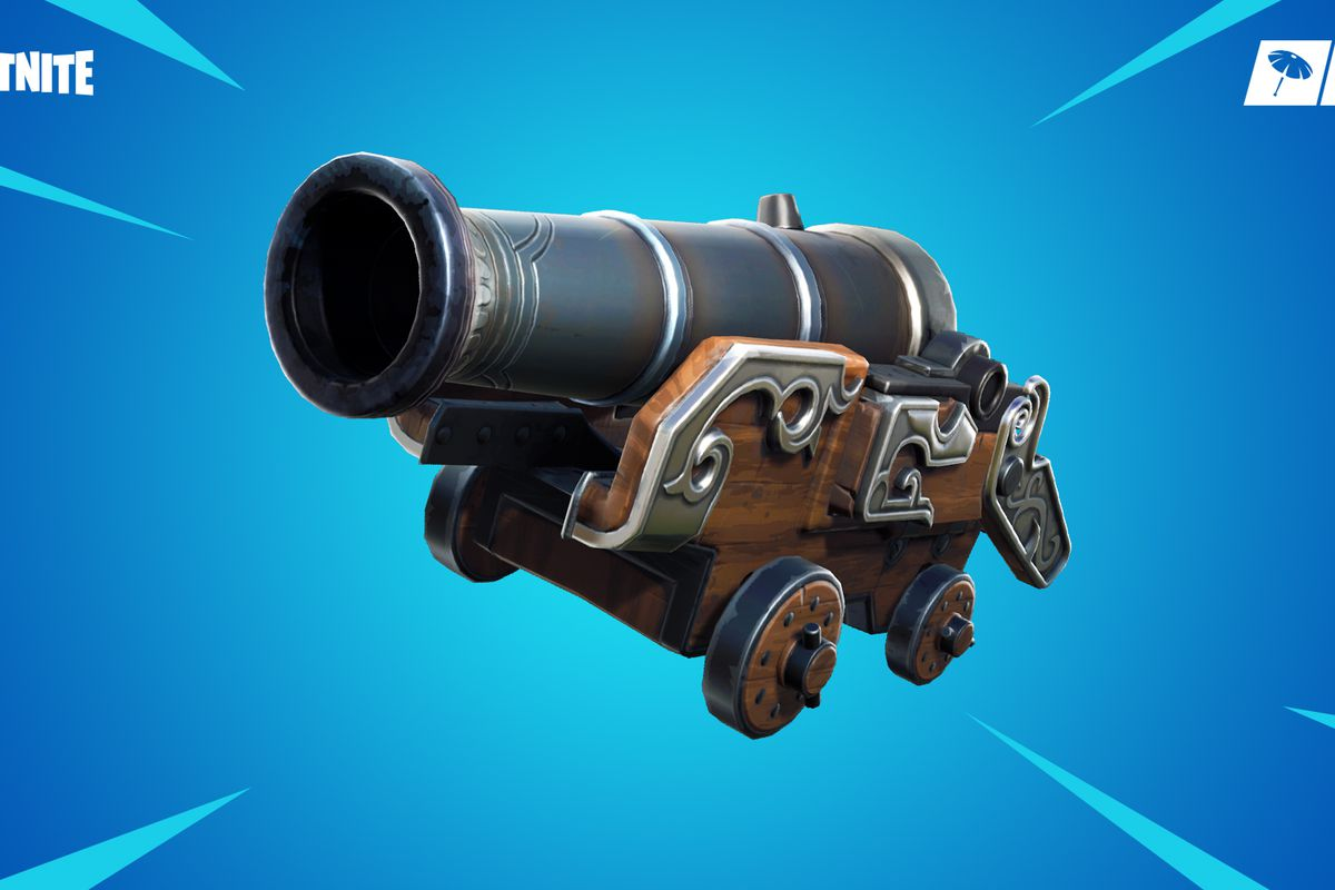 How to use Fortnite pirate cannon - Fortnite Guide - Polygon