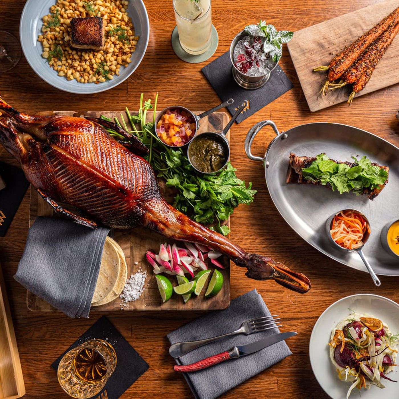 Christmas Eve Dinner Chicago 2020 Where to Dine on Christmas Eve and Day in Chicago   Eater Chicago