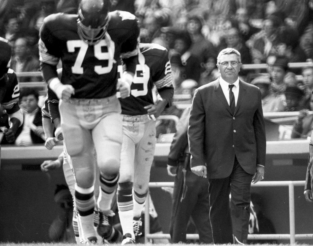 Vince Lombardi - Washington Redskins - File Photos