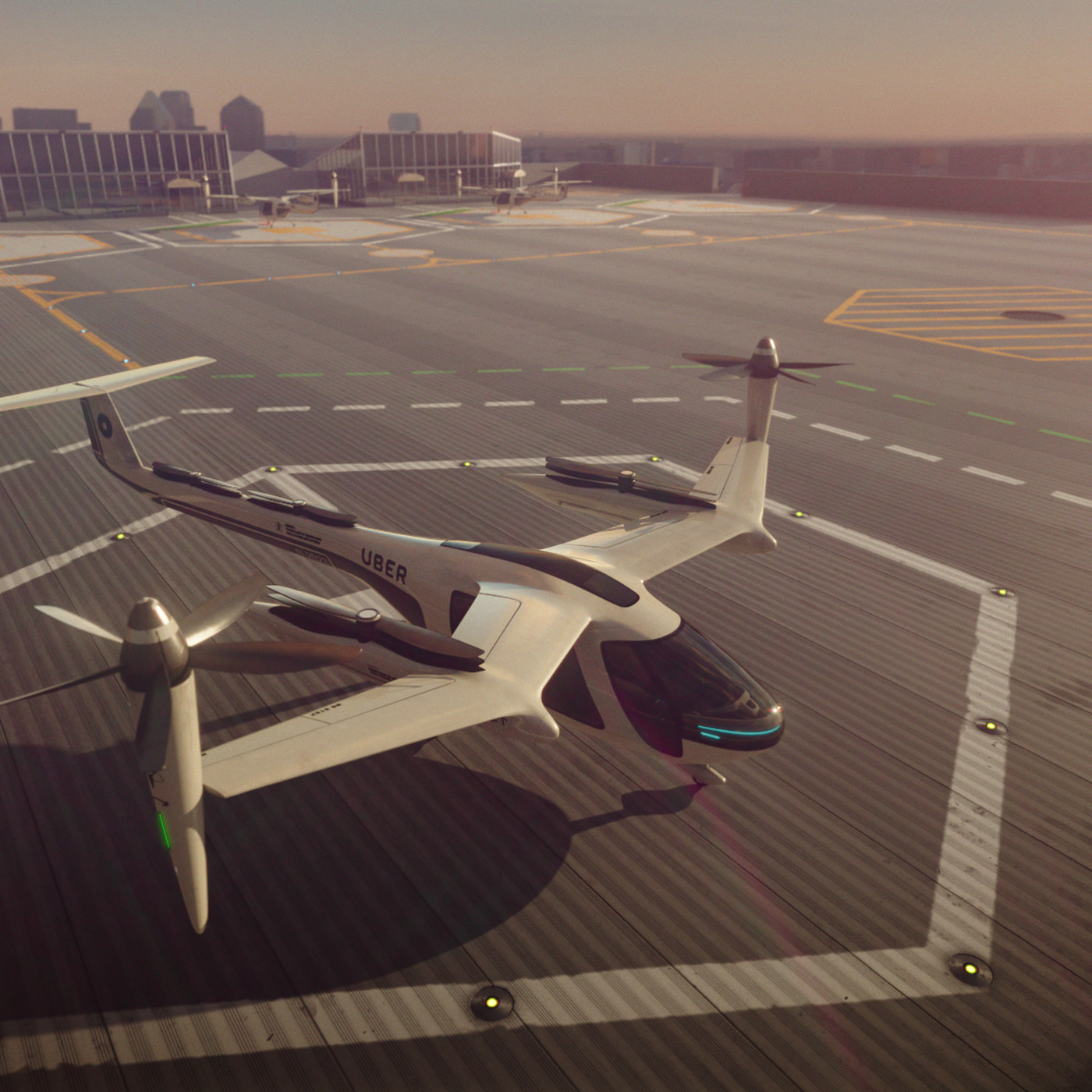 Uber's 'flying cars' could arrive in LA by 2020 — and here's