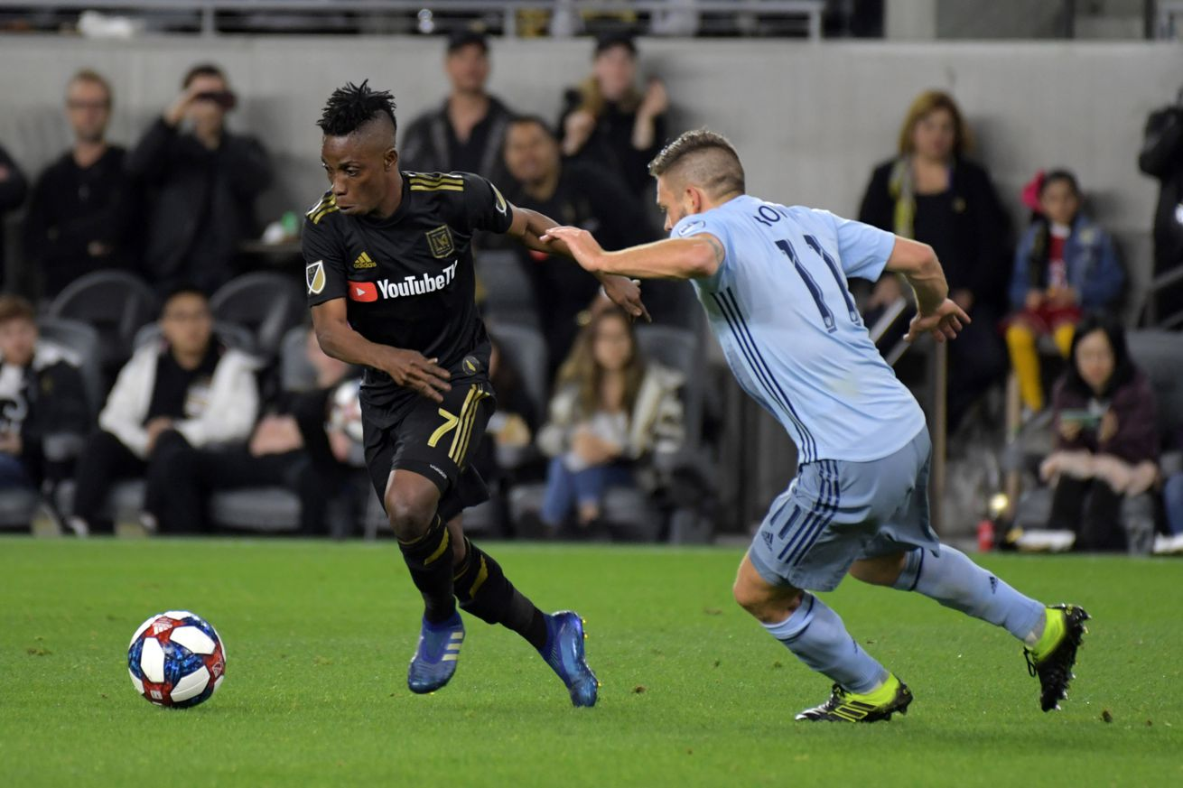 MLS Weekly Wrap Up: LAFC are still undefeated