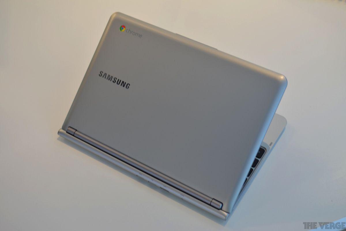 Gallery Photo: New Samsung Chromebook hands-on photos