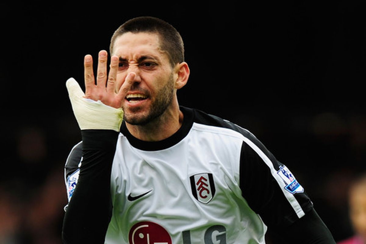a5a400686 Clint Dempsey goes to Fulham on two-month loan - Sounder At Heart