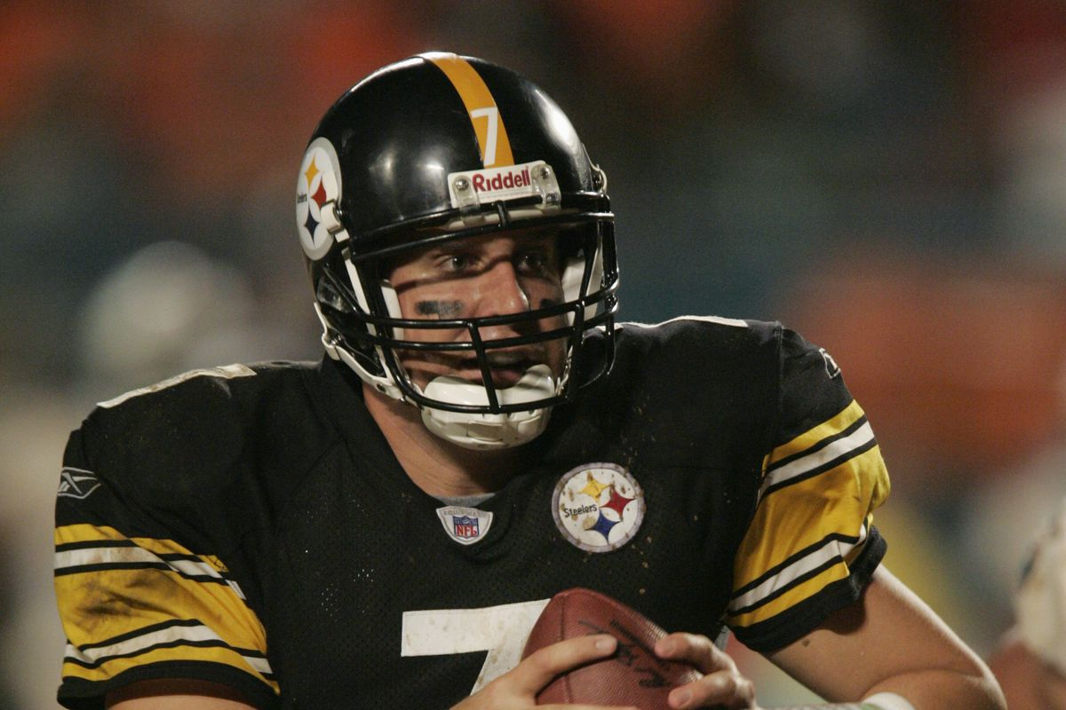 "For Steelers quarterback Ben Roethlisberger ""old"" is the new ""new"