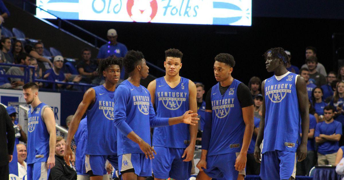 Kentucky Basketball Roster Power Rankings Offseason: Kentucky Wildcats Ranked 7th In New ESPN College