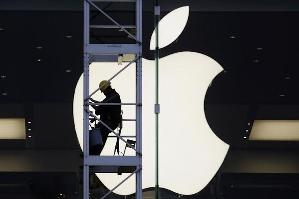 Infosys Unit's Overbilling Apple Led to Exit of Top Executives