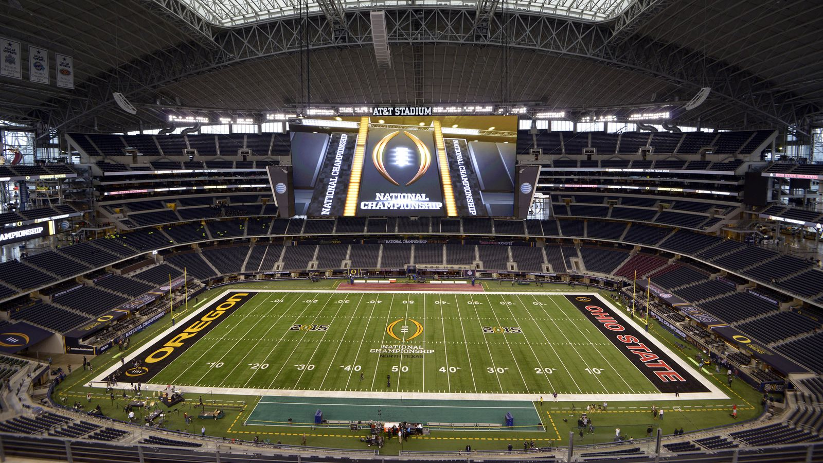 Kickoff time for national championship game - Ohio State 2015 College Football Championship Game Kickoff Time Tv Schedule And How To Watch Online
