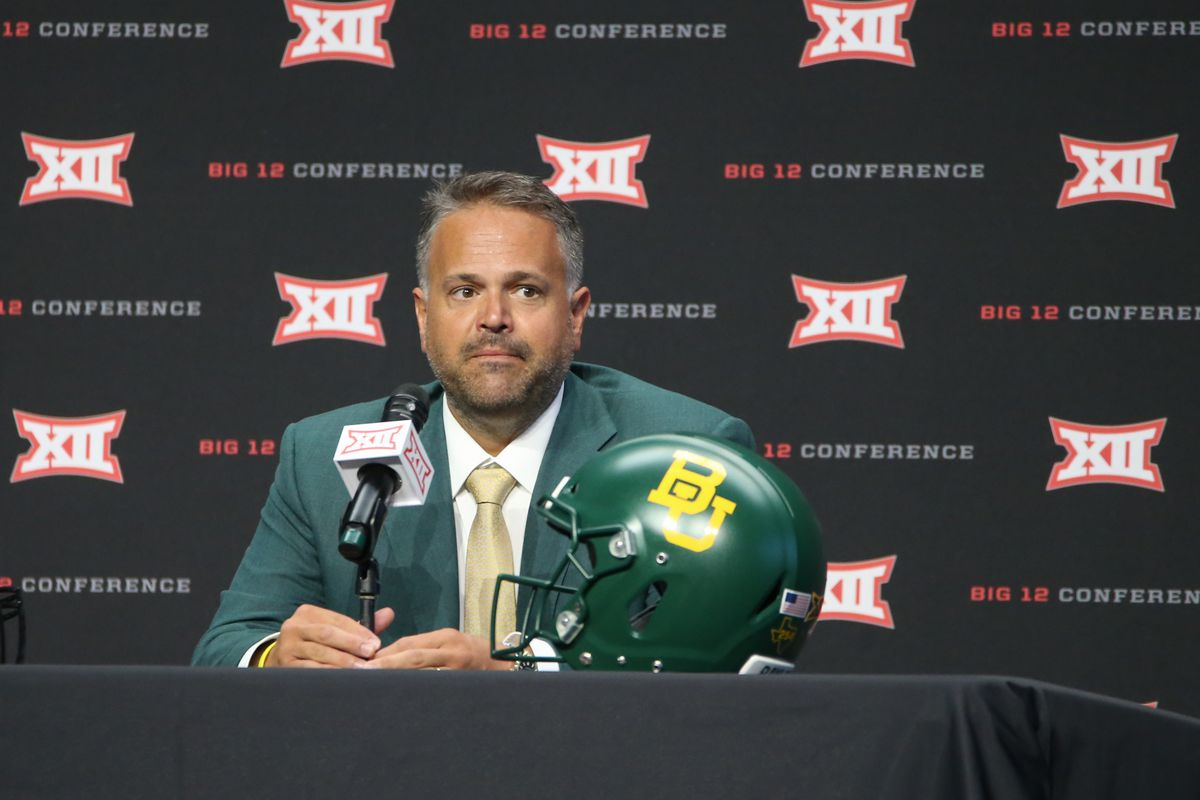 Baylor Football Updated Depth Chart Thoughts