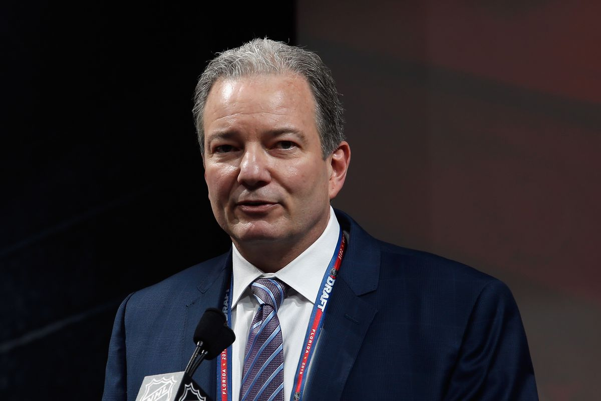 The draft is over, but there's still plenty of work for Ray Shero to do in this coming week.