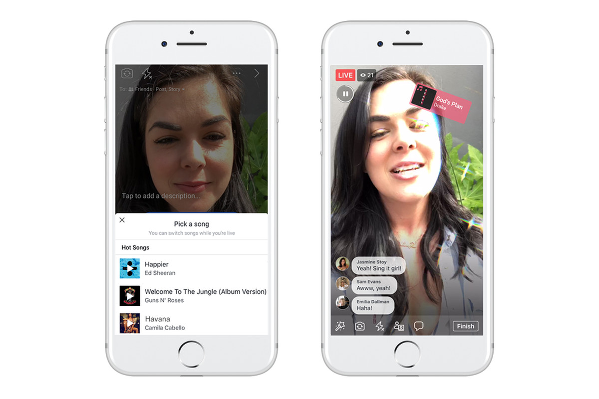 Facebook unveils Musical ly competitor called Lip Sync Live