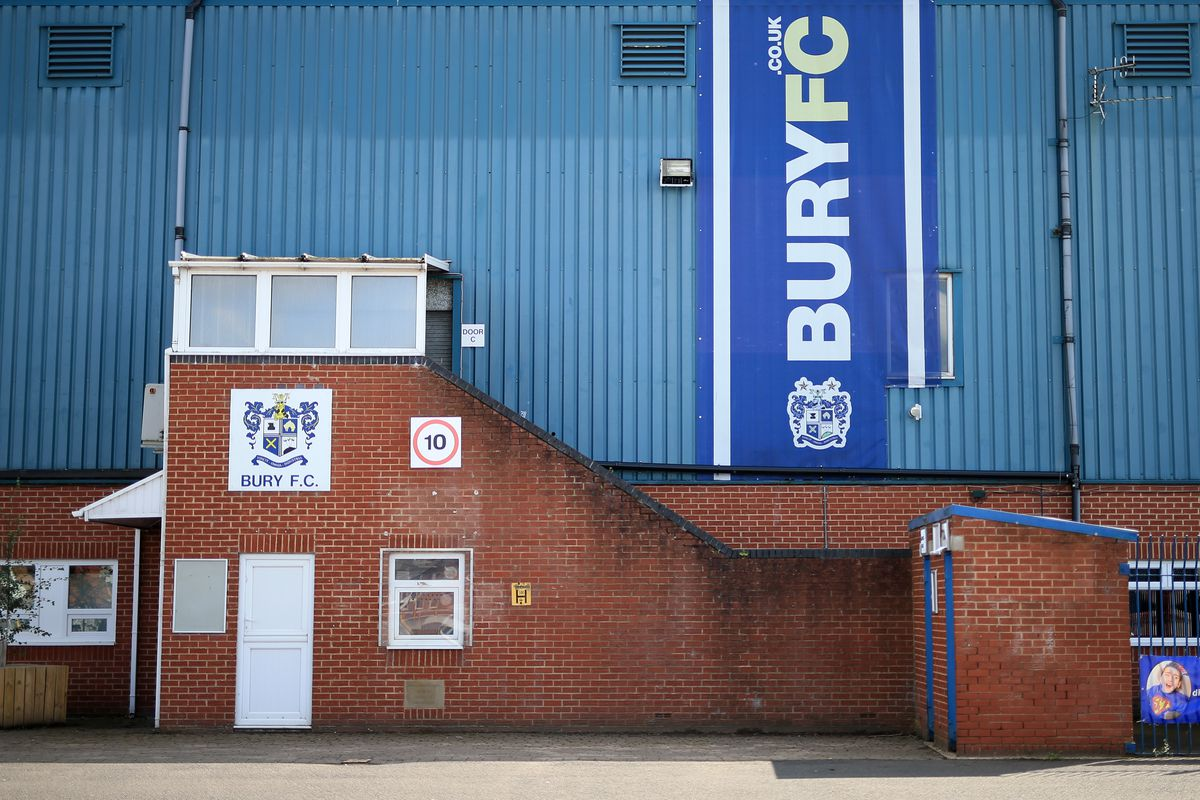 Overview of Bury FC
